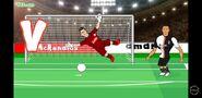 Ronaldo score juvenapoli