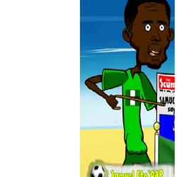 Samuel Eto'OAP