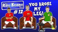 😢YOU BROKE MY LEG!😢 Trailer Seamus Coleman confronts Neil Taylor and Gareth Bale!