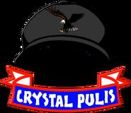 Crystal Palace Pulis logo eagle