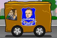Cleverton car