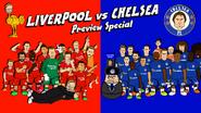 Liverpool x Chelsea 2017