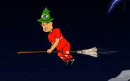 Coutinho broomstick