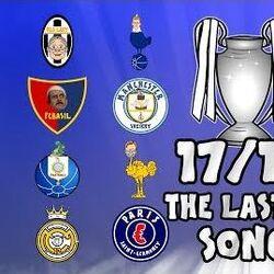 UOAFA Not Many Are Really Champions League