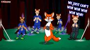 Leicester fox Mahrez Huth Vardy Ranieri
