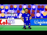 Really Bad Penalty Taker Mahrez