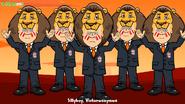 Ronald Koeman Southampton lion Wanyama