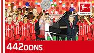 Bayern are champions