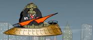 Fat Sam Spaceship