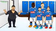 Napoli squad