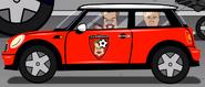 Jason Bournemouth's Car