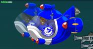 Chelsea submarine
