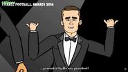 Griezmann FIFA Best Player 2016