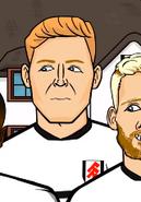 Fulham player