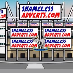 Shameless Adverts.com
