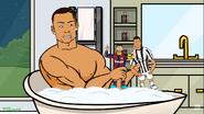 Ronaldo plays