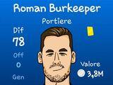Roman Burkeeper