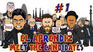 🔴MSN El Aprendiz 1🔵Meet the Candidates! Barcelona Search For A New Manager!