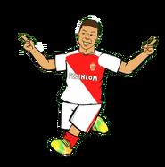 Mbappé Monaco