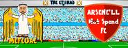 Man City X Arsenal