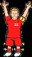 Kane Coupe du Monde 2018
