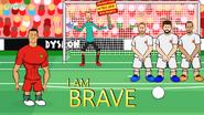 Ronaldo vs Espagne