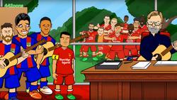 Liverpool MSN Klopp Coutinho.png