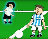 Messigician Maradona