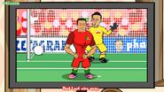 Ronaldo vs Pologne