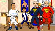 Bullshit man Ronaldo Junior Zidane