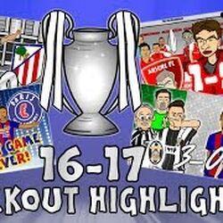UOAFA Not Many Are Really Champions League 2016/17