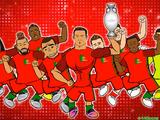 UOAFA EURO 2016 France