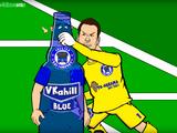 Gary Vkahill Blue