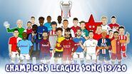 Champions league 2020 the song