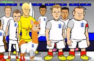Euro 2016 Engbland