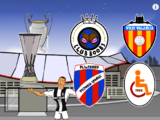 UOAFA Europey League 2018/19