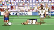 Griezmann Ronaldo Pep Navas roman