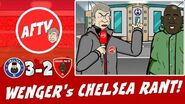 "😠WENGER RANT 2! Chelsea 3-2 Arsenal😠 ""Arsenal were F****** S*** FAM!"""