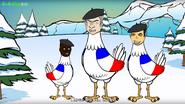 French cocks wenger samir evra
