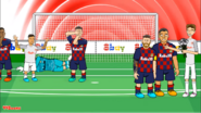 Coutinho goalvsbarca