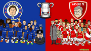 Chelsea X Arsenal montage.png