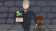 Arsene Wenger suit credentials