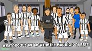 Maurizio sarri sacked