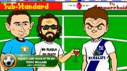 Los Angeles Galaxy New Yotk City FC Lampard Pirlo Gerrard