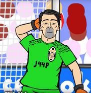 Buffon Save