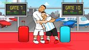 Ronaldo Messi out
