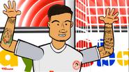 Coutinho takes his revenge