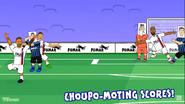 Chupo motting score