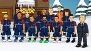PSG new team 2017