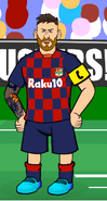 Messi 2021